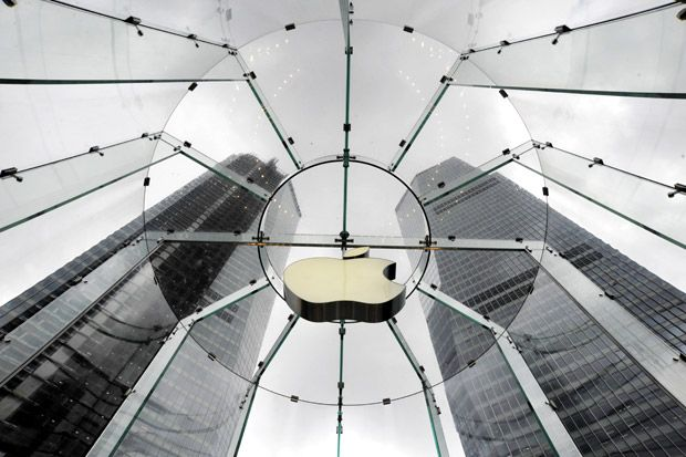 Apple Shuts Down Reality-Distortion Field on Earnings Forecasts