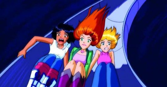 totally spies le film