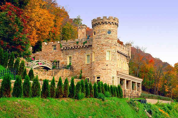 Berkeley Springs Castle — Berkeley Springs, West Virginia