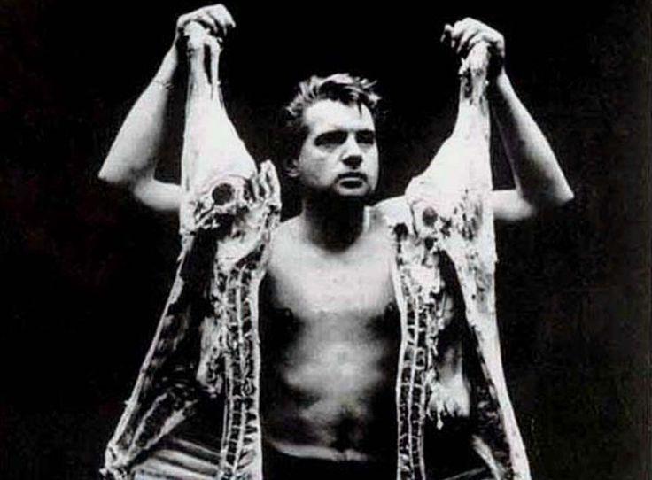 Η ωμότητα του Francis Bacon