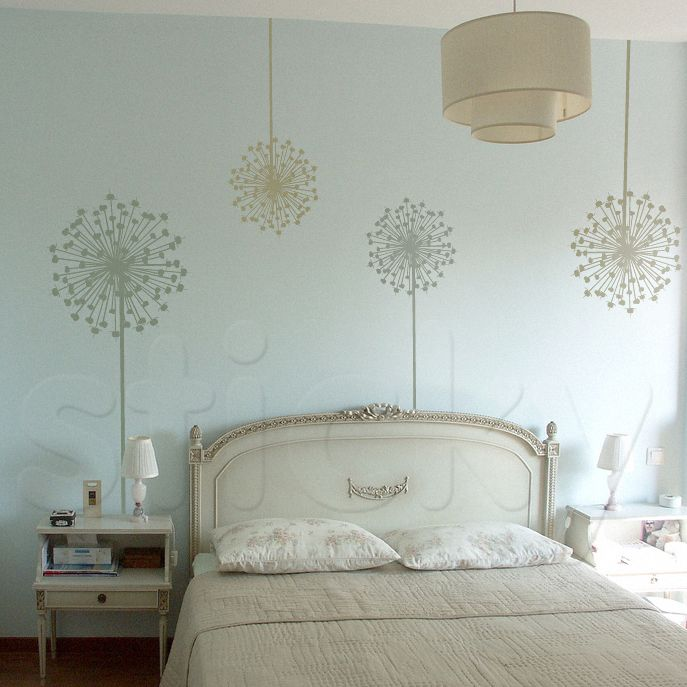Wall Sticker DANDELION 2 by Sticky!!!
