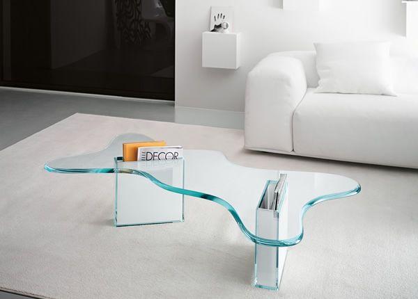 glastisch design karim rashid tonelli | möbelideen. glass design ... - Glastisch Design Karim Rashid Tonelli