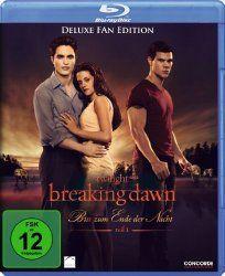 Breaking Dawn - Biss zum Ende der Nacht 1 - Fan Edition [Blu-ray] [Deluxe Edition]