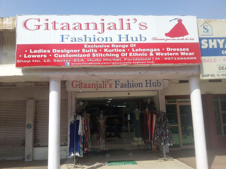 Gitannjalis Fashion Hub