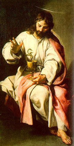 Image of St. John the Evangelist, Dec. 27