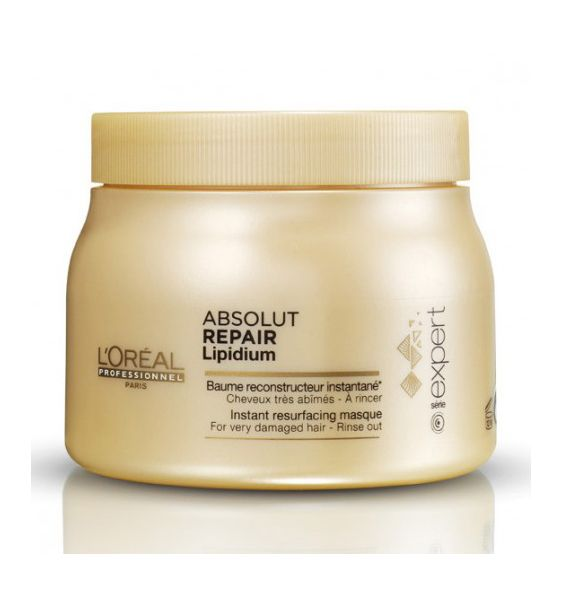 L'Oreal Professionnel Absolut Repair Lipidium Masque 500ml http://hairbeautycorner.gr/κατάστημα/loreal-professionnel-absolut-repair-lipidium-masque-500ml/