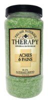 Village Naturals Therapy Aches & Pains Mineral Bath Soak 20 oz by The Village Company