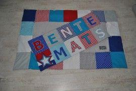 2-ling Boxkleed voor Bente en Mats