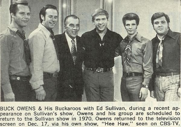 Buck Owens Stars Of Country