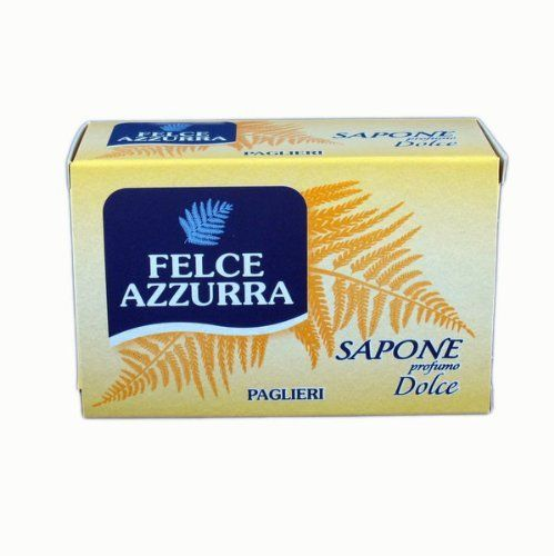 Felce Azzurra Bar Soap 'Sweet' Sapone Dolce 100gr. / 3.5oz *** Click on the image for additional details. (This is an Amazon Affiliate link and I receive a commission for the sales)
