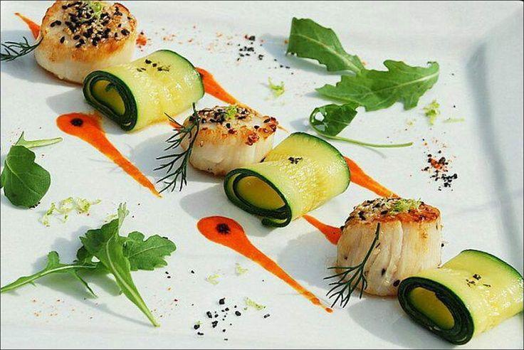 visions gourmandes apprenons l de dresser de belles assiettes 224 nos invit 233 s dignes des