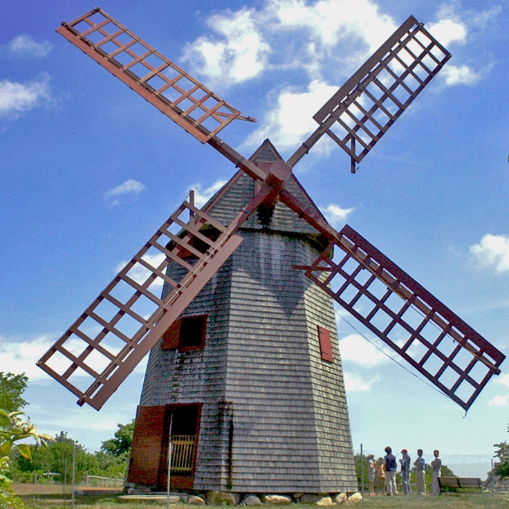 Ordinary Windmill Cape Cod Part - 11: The Old Mill Of Nantucket Island-Cape Cod.