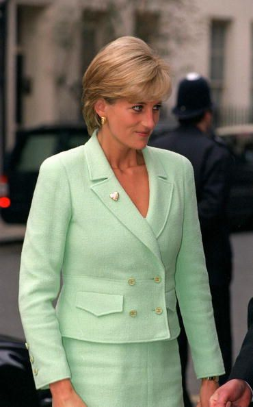Diana , Princess Of Wales, Opening The New Renal Unit At Great Ormond…