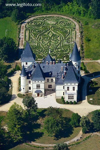 Andrássy Castle - One of the most impressive buildings of Szabolcs-Szatmár-Bereg County can be found here, the castle and park which was built between 1880 and 1885 to the order of Count Gyula Andrássy, the first Hungarian prime minister of Austria-Hungary.