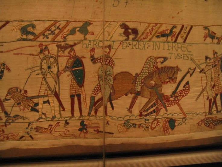 The Norman invasion and the Battle of Hastings (1066) rocked the Anglo-Saxon world and changed the culture and English language forever