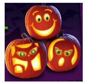 Best 25+ Easy pumpkin carving patterns ideas on Pinterest | Easy ...