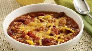 ReadySetEat - Easy Ground Turkey Chili - Recipes