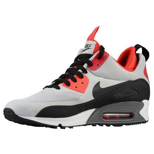 more photos 177d0 cb5b6 Nike Air Max 90 Sneakerboot Dusty Grey   Cult Edge