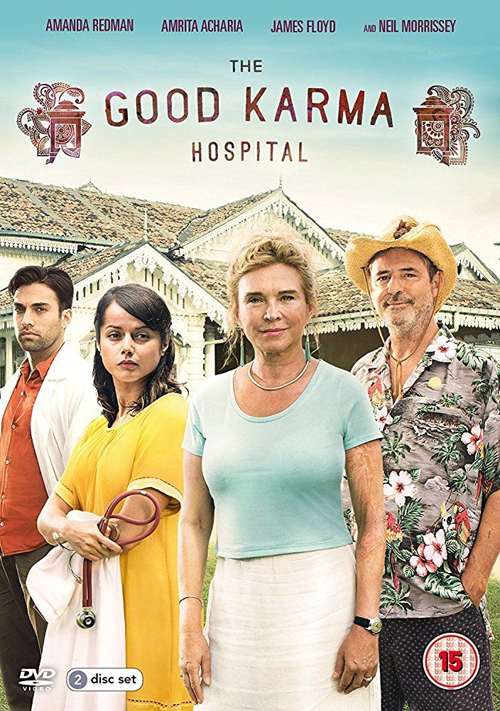The Good Karma Hospital Season 2 2018 Tv Series 2017 Amanda