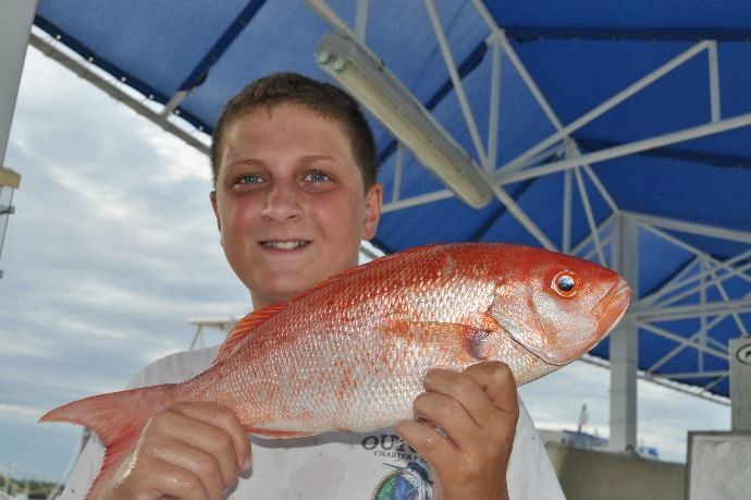 Snapper Fishing | OUTCAST Miami Deep Sea Charter Fishing Trips ...