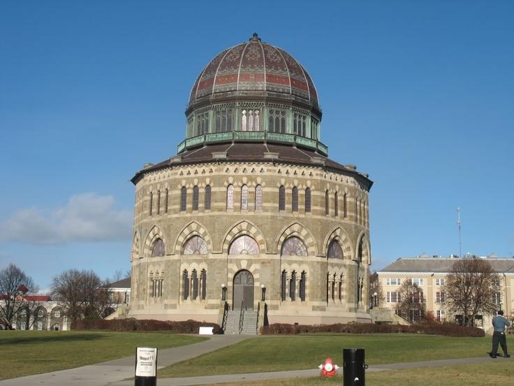 Union College, Schenectady, New York.