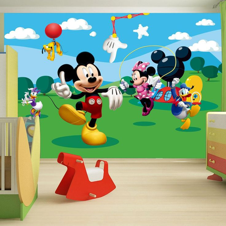 1000 Images About J S Mickey Mouse Room On Pinterest