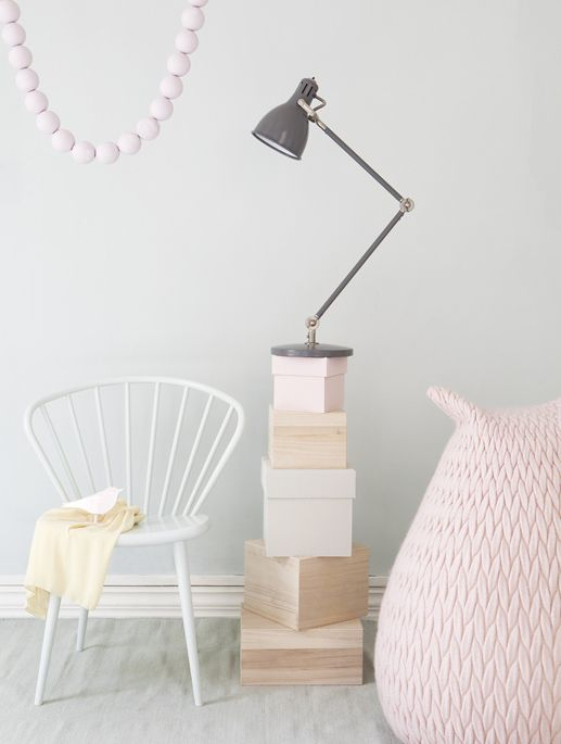 Pastel Inspiration by Therese Winberg and Linda Ahman