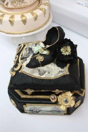Black Shoe: Mini Cake, Amazing Cakes, Awesome Cakes, Beautiful Cakes, Gorgeous Cake