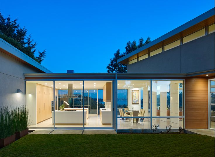 Tiburon Residence In Bay Area By Nick Noyes Architecture