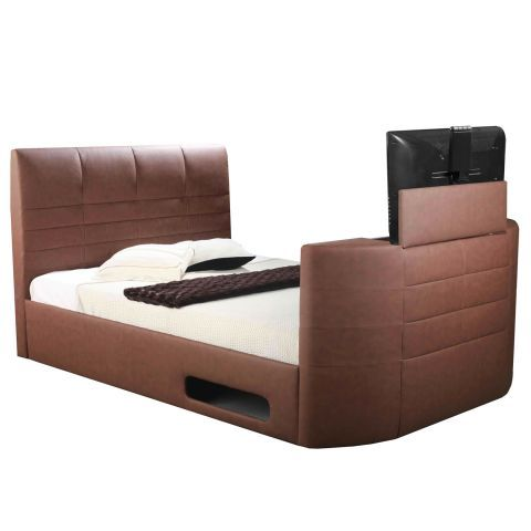 Sleepsecrets Miami Ottoman TV Bed |up to 60% OFF RRP| Next Day -