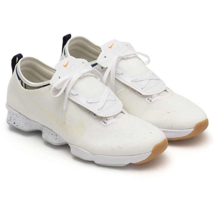 Nike Lab Zoom Fit Agility Johanna JFS Women Training Dance Shoe White 745242 100 #Nike #Dance
