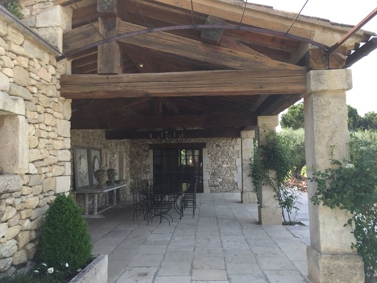 17 best images about provence tuscan on pinterest for Garden loggia designs