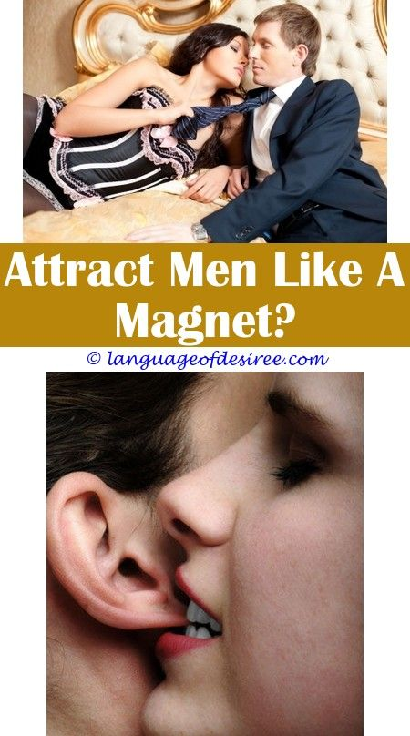 How attract men and be man magnet