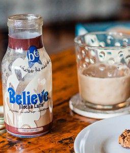 Believe Mocha Latte Protein Drink