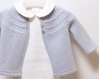 30 / Baby Set / Knitting Instructions in por LittleFrenchKnits