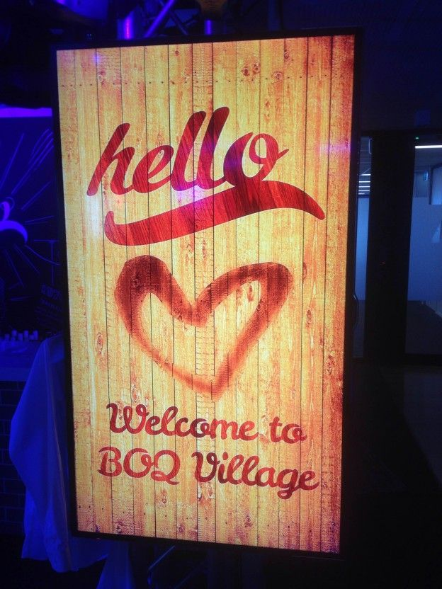 Although we've been in and settled at the new BOQ Village at Newstead in Brisbane for quite a few months now, nothing says 'official' like an 'official opening'. We invited a few of our closest friends and partners and had a party!