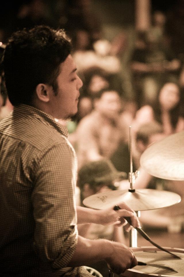 Imannajib...my favourite jazz drummer...