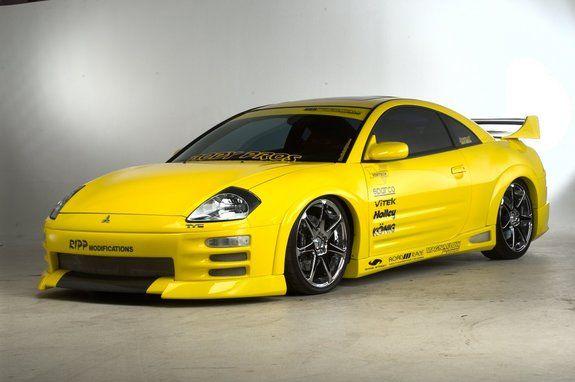 00-05 Mitsubishi Eclipse