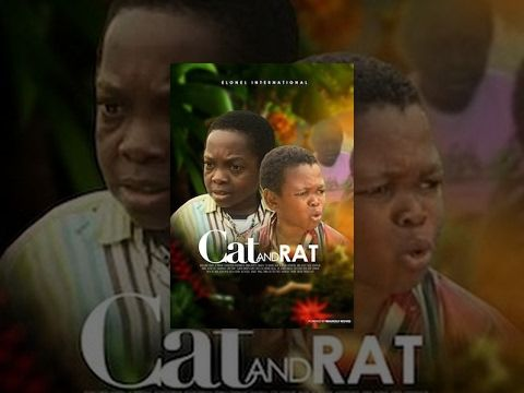 Cat & Rat 1  An interesting comedy movie that tells the story of two brothers, Ogbu(Chinedu Ikedieze) and Kalu(Osita Iheme), who did so many silly act including making love charm, just to get the woman of their dream.  Cat & Rat 1