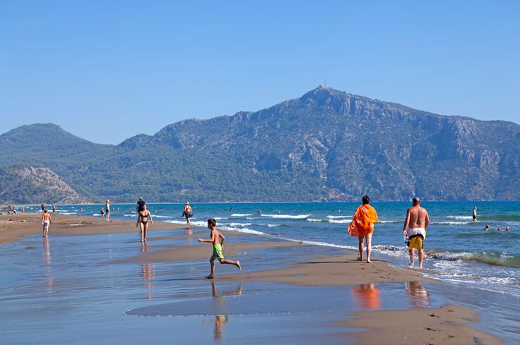 The six most beautiful beaches in #Turkey   Iztuzu #beach Kabak beach Phaselis beach Mermerli beach, #Antalya Patara beach, Antalya Kaputas beach, Kas