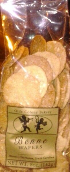 Benne Wafer Cookies @Candice Finnicum