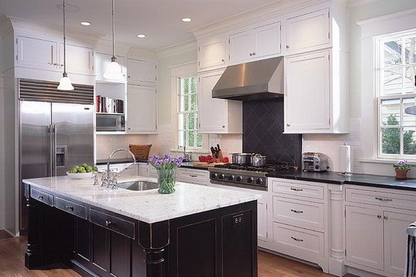 207 Best Ultra Modern Kitchen Islands And Carts Designs