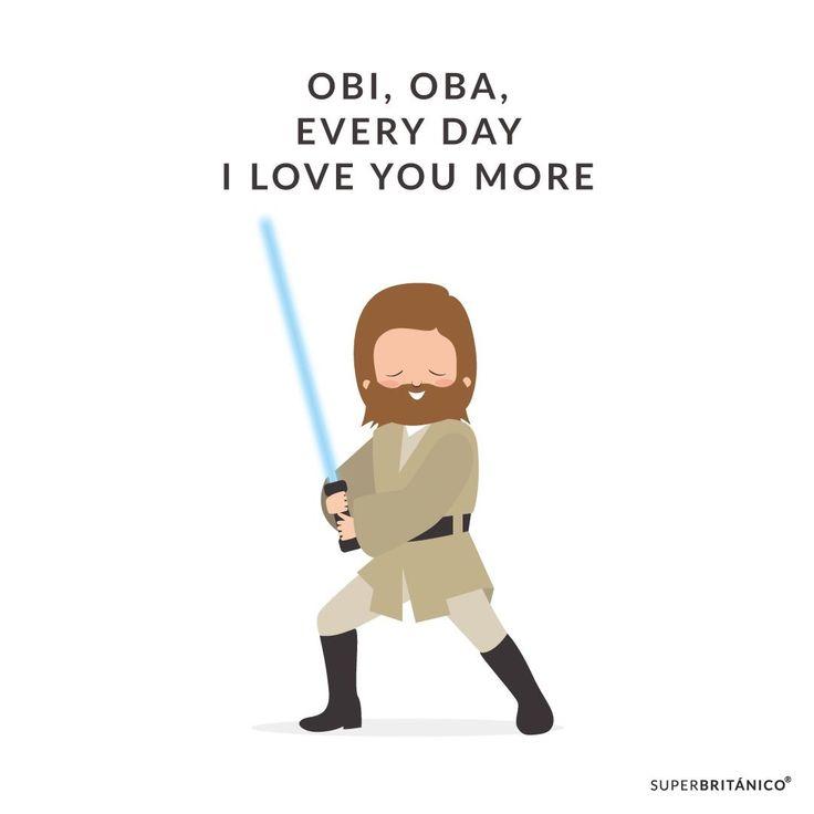 Obí, obá, cada día te quiero más. 💛