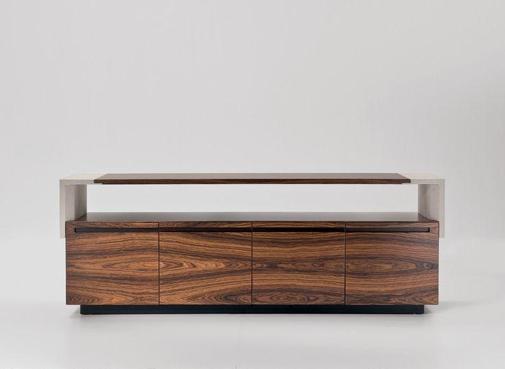crossing credenza - Credenza Furniture