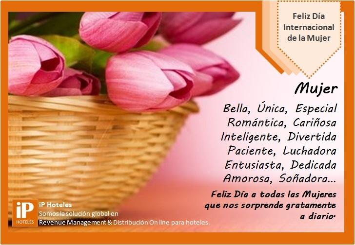 iP Hoteles - Feliz Día de la Mujer
