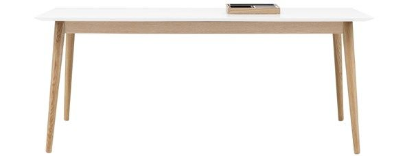 Milano table, the product is available in different sizes and colours.