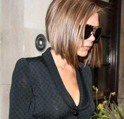 13.Victoria Beckham Bob Hairstyles