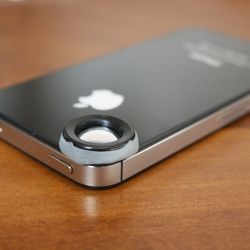 Make a macro lens for your iPhone camera for just a couple of dollars.