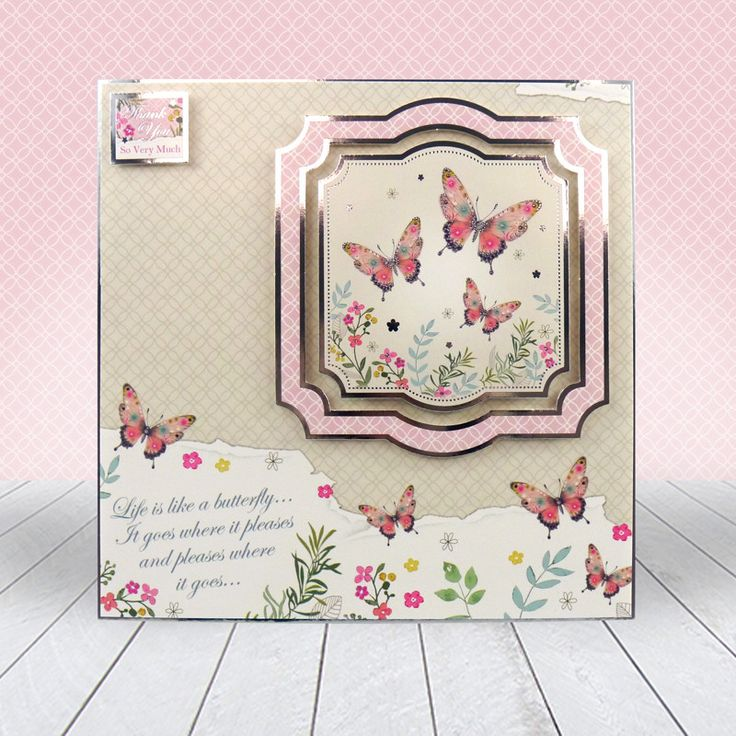 Club Hunkydory Member's Gift - Wishes on Wings | Hunkydory Crafts