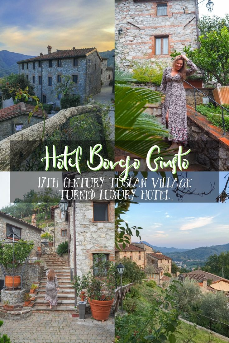 A review of Hotel Borgo Giusto outside of Lucca, Italy. | Tuscany Hotels |